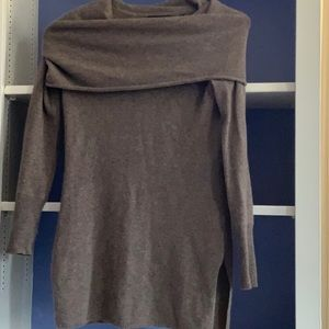 Cashmere Sweater Saks XS Long Sleeve Excellent